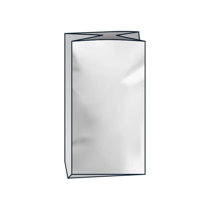 Торби с фалти с въздухонепропусклива тъкан