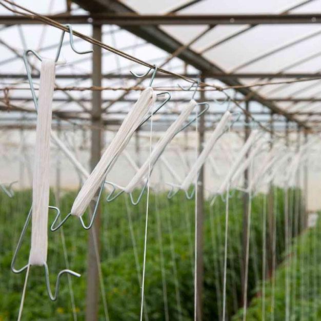 Куки за домати и краставици и всички видове пълзящи растения